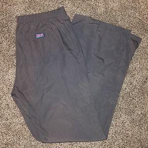 Cherokee workwear dark gray scrub pants size small